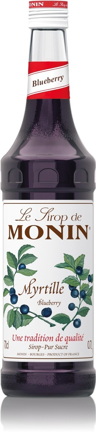 Monin 'Blueberry' Syrup
