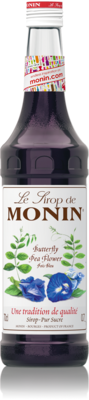 Monin 'Butterfly Pea Flower' Syrup