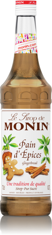 Monin 'Gingerbread' Syrup