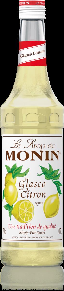 Monin 'Glasco Lemon' Syrup