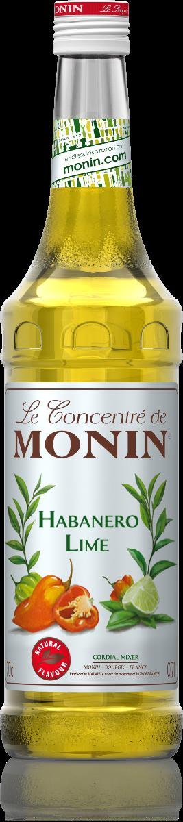 Monin 'Habanero' Syrup