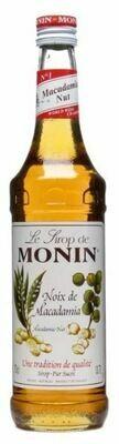 Monin 'Macadamia' Syrup