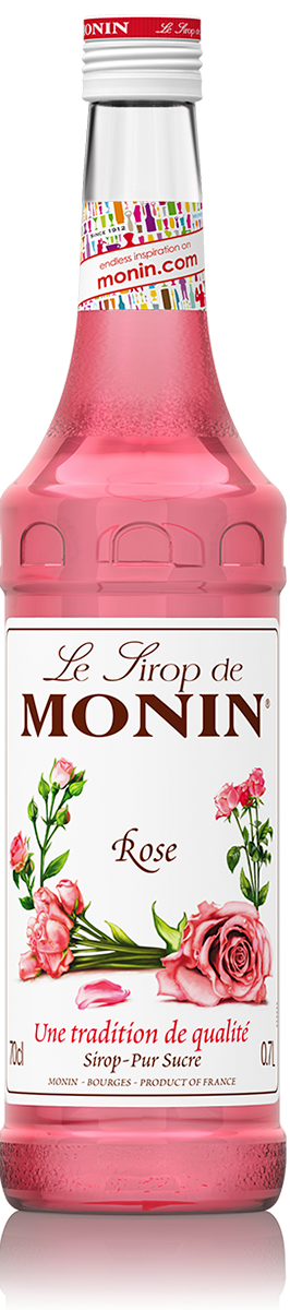 Monin 'Rose' Syrup