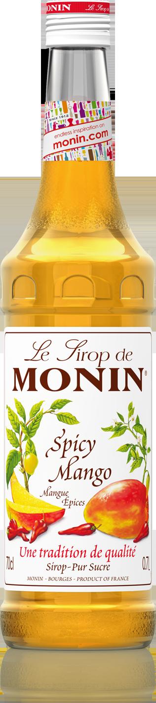 Monin 'Spicy Mango' Syrup