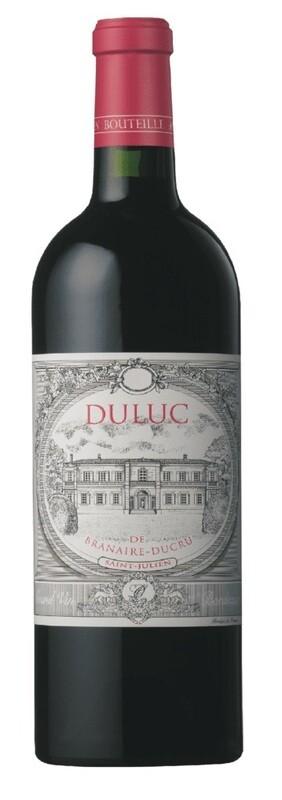 Duluc De Branaire-Ducru - St Julien 2012