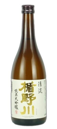 Tatenokawa 'Seiryu' Junmai Daiginjyo Sake