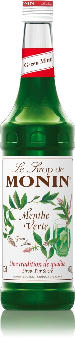 Monin 'Green Mint' Syrup
