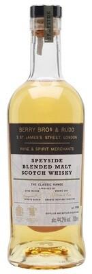 Berry Bros. & Rudd 'Speyside' Blended Malt Scotch Whisky