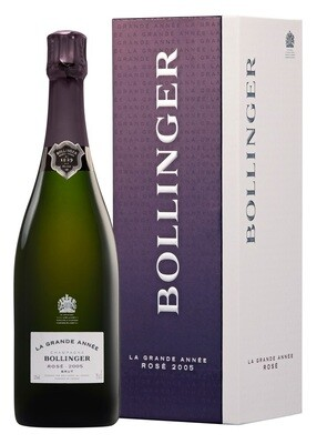Bollinger 'La Grand Annee' Champagne Rose 2004