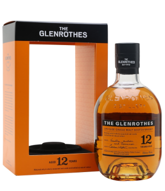 The Glenrothes '12 Years Old' Single Malt Scotch Whisky