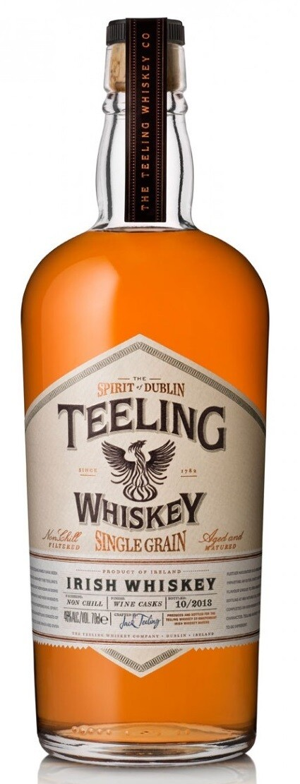 Teeling 'Single Grain' Irish Whiskey