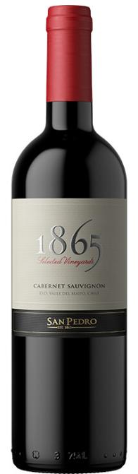 Vina San Pedro '1865' Selected Vineyards Cabernet Sauvignon