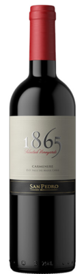 Vina San Pedro '1865' Selected Vineyards Carmenere