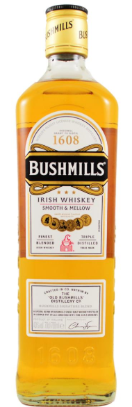 Bushmills 'Original' Irish Whiskey