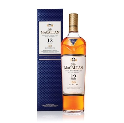 Macallan '12 Years Old Double Cask' Single Malt Whisky
