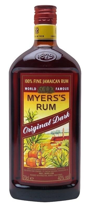 Myers 'Original Dark' Rum