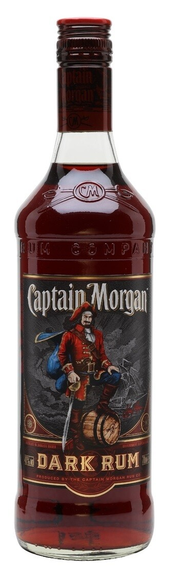 Captain Morgan 'Dark' Rum