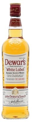 Dewar's 'White Label' Blended Scotch Whisky