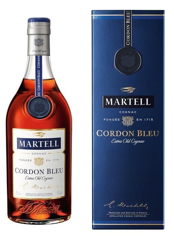 Martell 'Cordon Bleu' Cognac