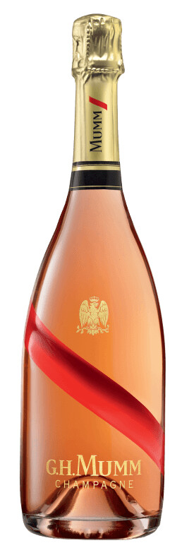 Mumm 'Grand Cordon' Champagne Rose