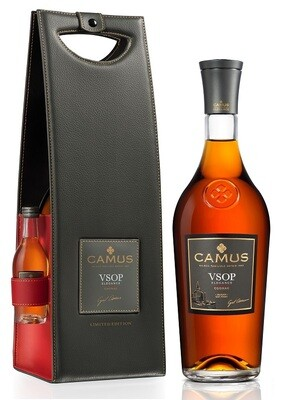 Camus 'VSOP Elegance' Cognac (With Gift Bag & Miniature)