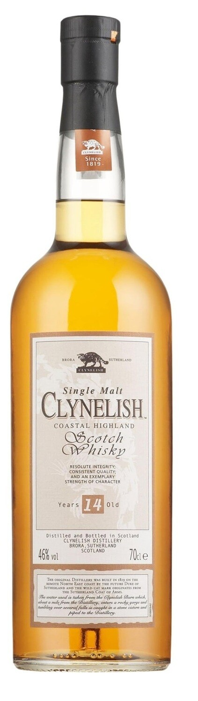 Clynelish '14 Years Old' Single Malt Scotch Whisky