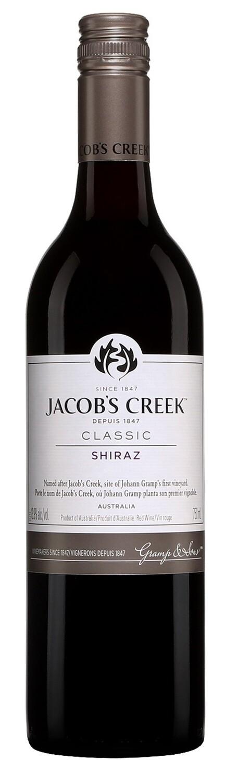 Jacob's Creek 'Classic' Shiraz