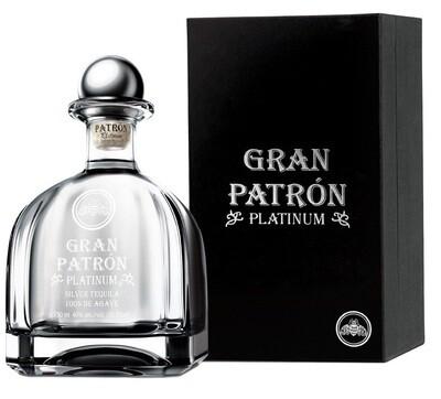 Gran Patron 'Platinum' Tequila