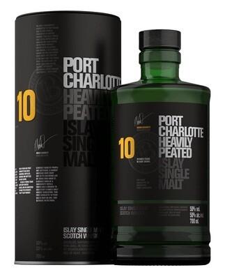 Port Charlotte '10 Years Old' Islay Single Malt Whisky