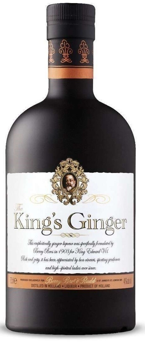 The King's Ginger Liqueur (500ml)