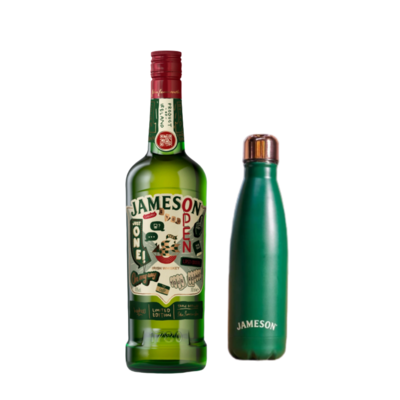(Free Jameson Thumbler) Jameson Irish Whiskey 2020 Limited Edition