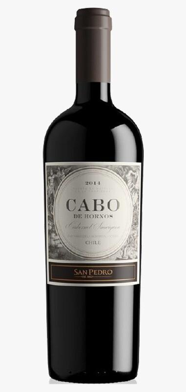 Vina San Pedro 'Cabo de Hornos' Cabernet Sauvignon