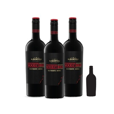 De Bortoli 'Woodfired' Heathcote Shiraz Bundle Pack
