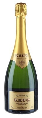 Krug 'Grande Cuvee' Champagne (166th Edition)