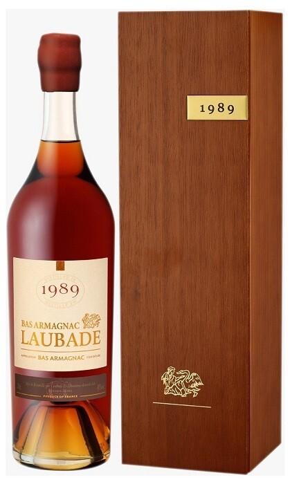 Laubade Bas-Armagnac Vintage 1989