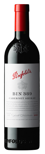 Penfolds 'Bin 389' Cabernet-Shiraz 2015