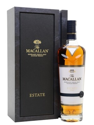 Macallan 'Estate' Single Malt Whisky (Limited Edition)