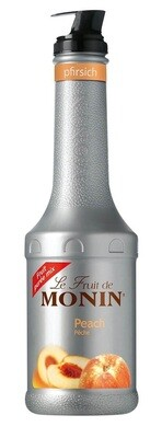 Monin 'Peach' Fruit Mix