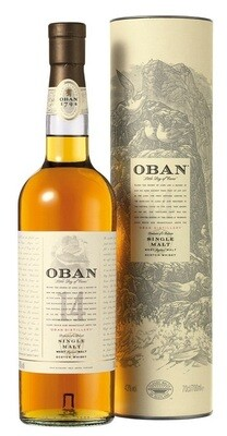 Oban '14 Years Old' Single Malt Scotch Whisky