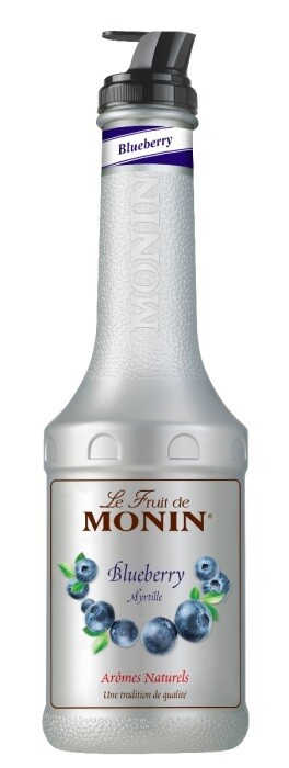Monin 'Blueberry' Fruit Mix