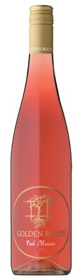 Golden Roots Pink Moscato