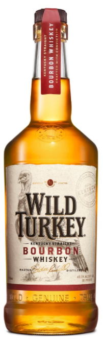 Wild Turkey '81' Bourbon Whiskey
