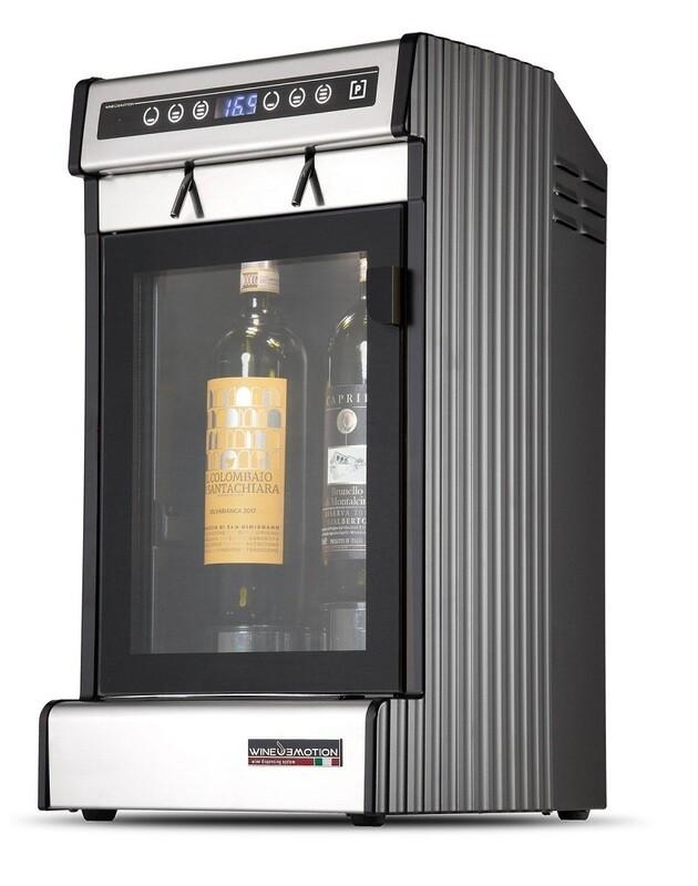 Wineemotion 'MIA' 2-Btls Wine Dispenser