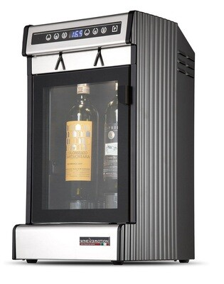 Wineemotion 'MIA' 2-Btls Wine Dispenser