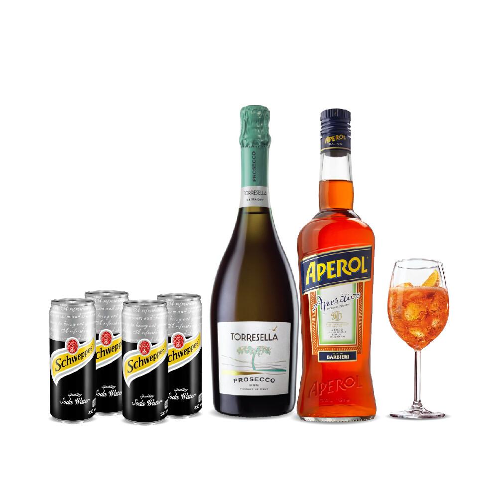 (Mixer Pack) Aperol Spritz