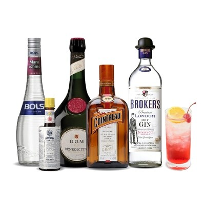 (Mixer Pack) Singapore Sling
