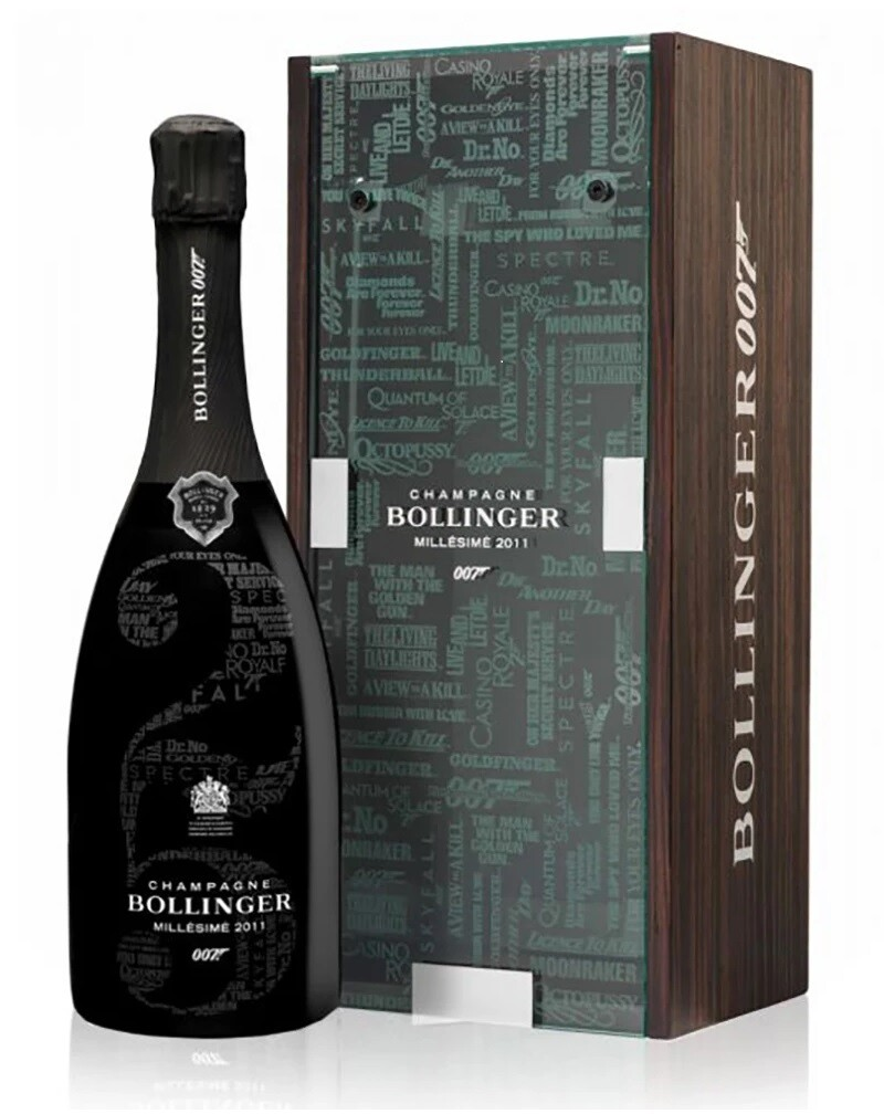 Bollinger '007 Limited Edition' Champagne 2011