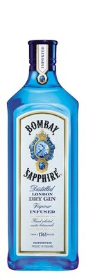 Bombay Sapphire Gin (500ml Bottle)