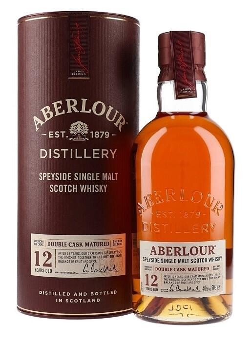 Aberlour '12 Years Old' Single Malt Scotch Whisky