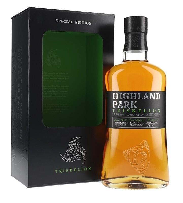 Highland Park 'Triskelion' Single Malt Scotch Whisky (Limited Edition)